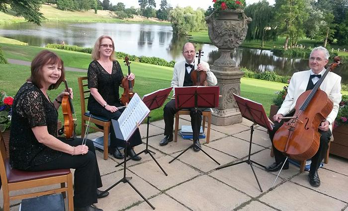 Oberon String Quartet - Wedding Music, Corporate Events